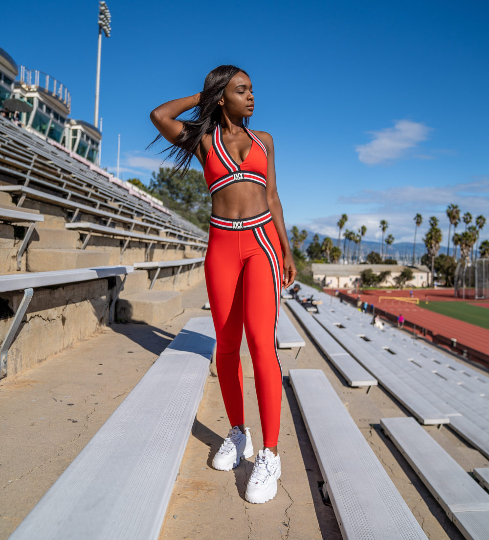 Ivy Park legging reviews