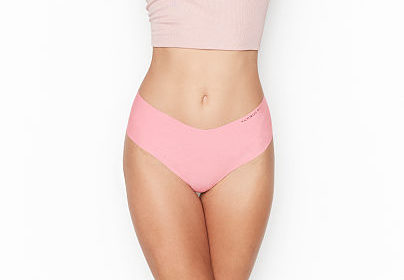 Sincerely Active: VS no show Thong- best high-waisted underwear for everyday wear
