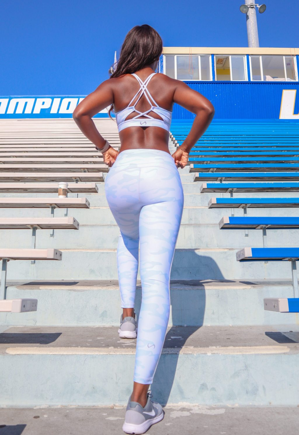 Sincerely Active: TLF apparel camo workout pants