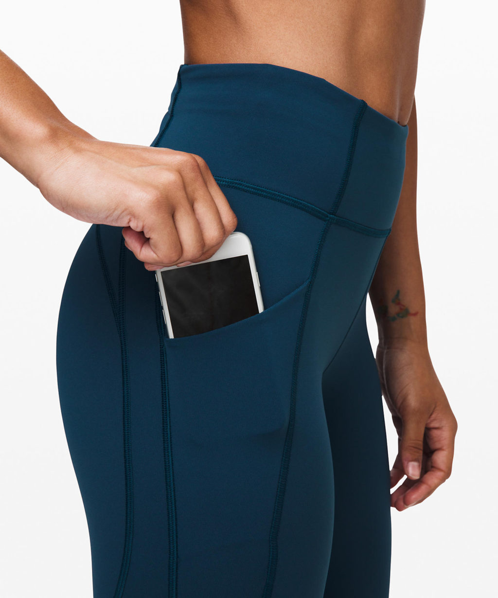 Lululemon time To Sweat leggings Review