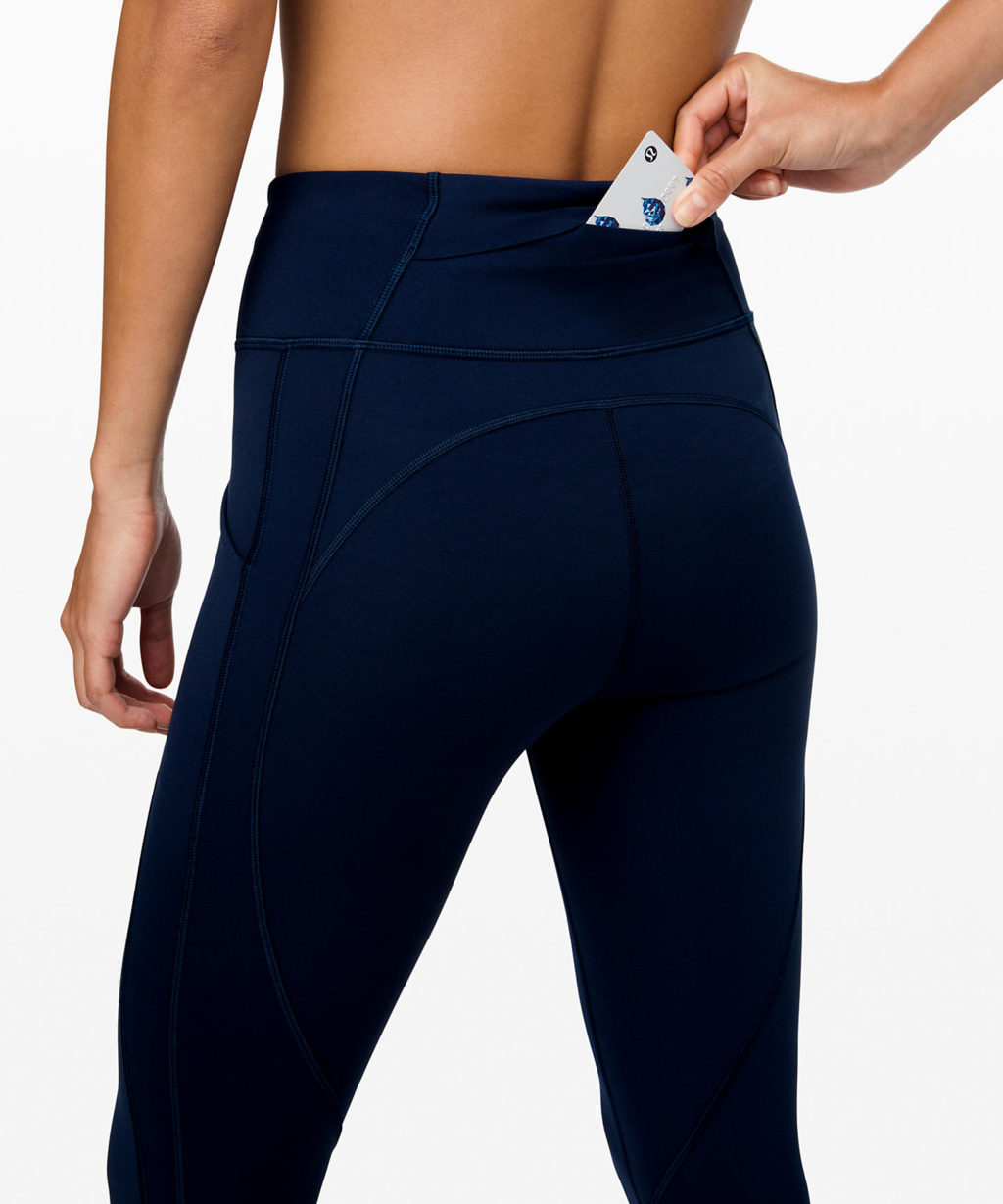 Lululemon time To Sweat crop Review