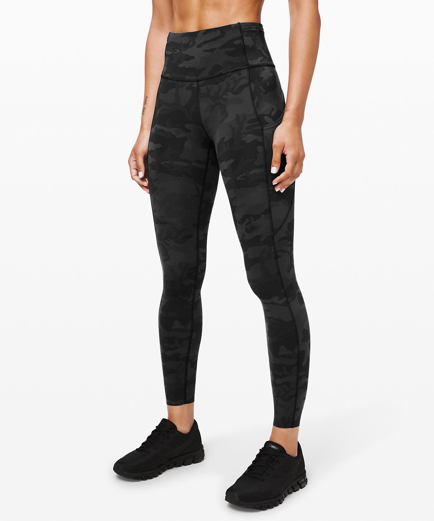 Lululemon fast and free Nulux tight review
