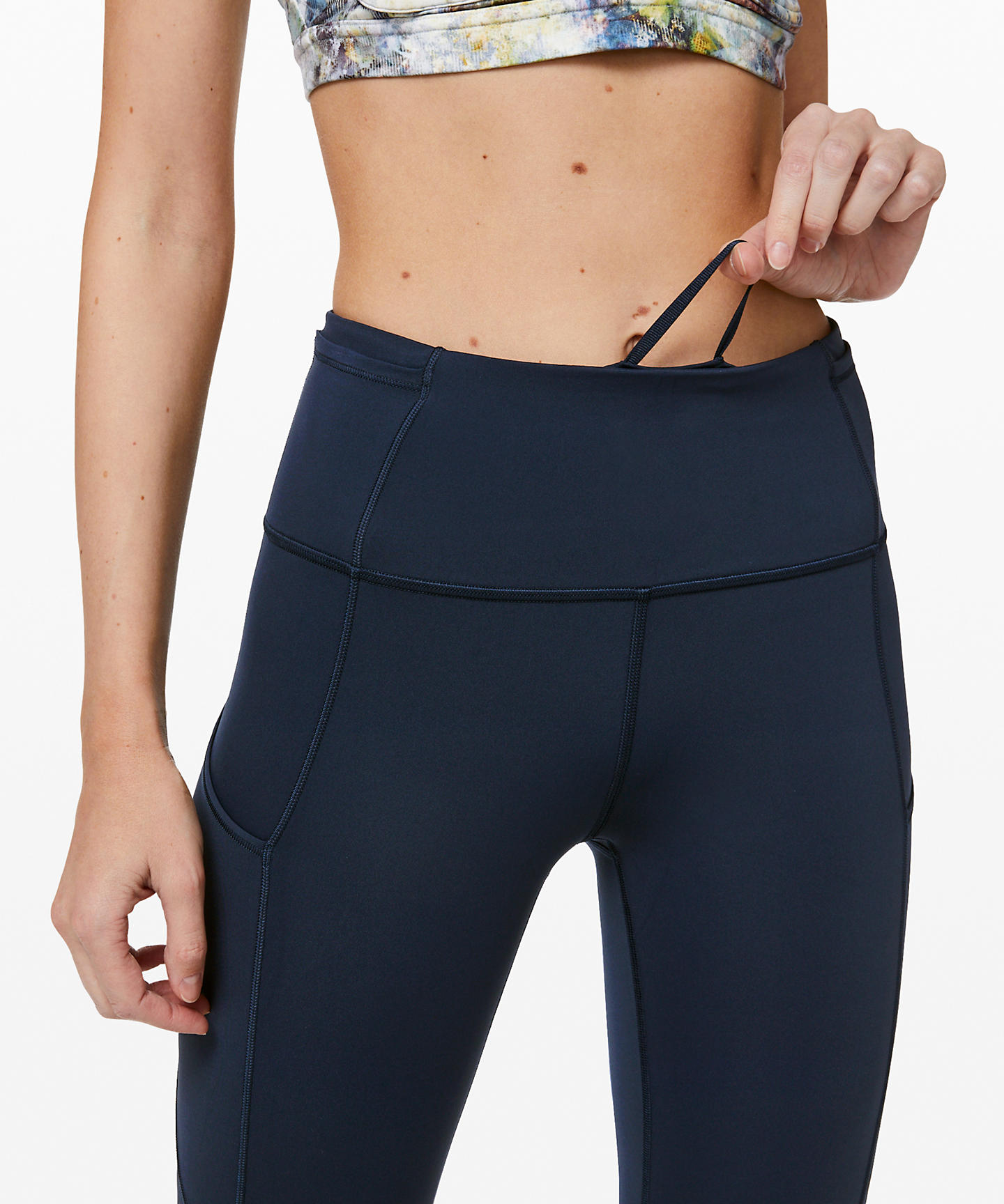 Lululemon fast and free legging review