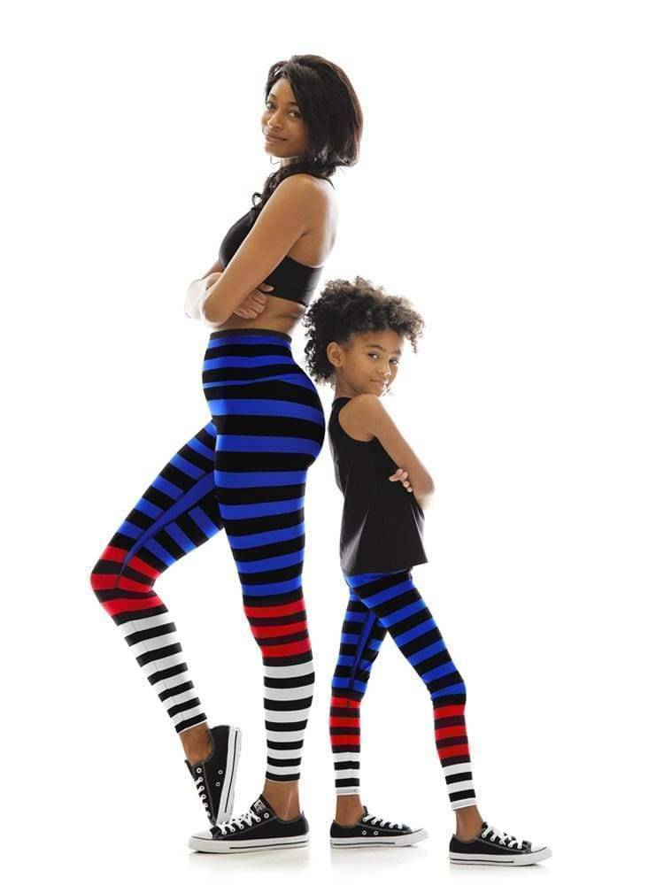 mommy and me activewear sets