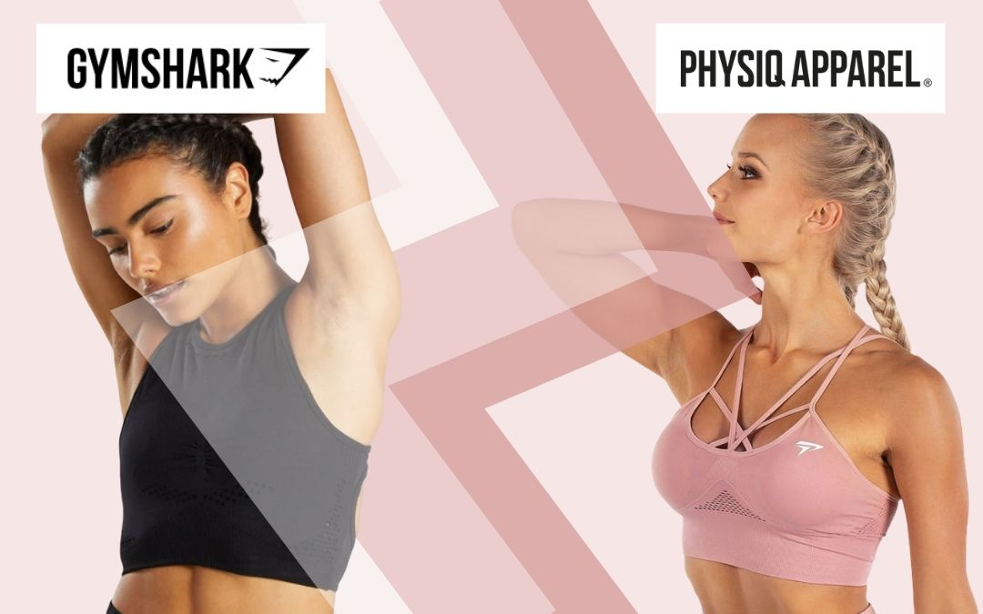 Gymshark vs physique apparel activewear review