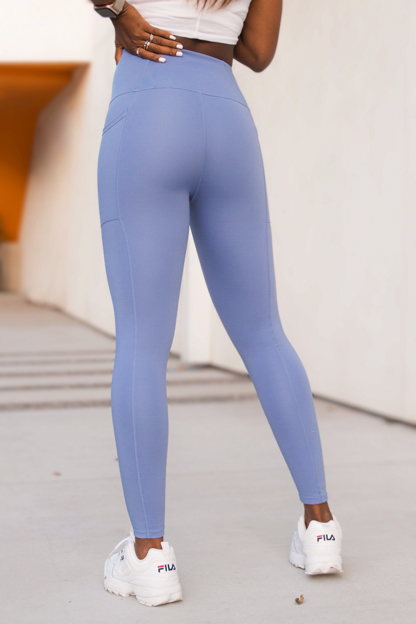 How do carbon38 leggings fit