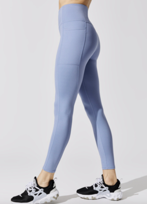 Carbon38 Cloud Compression Legging
