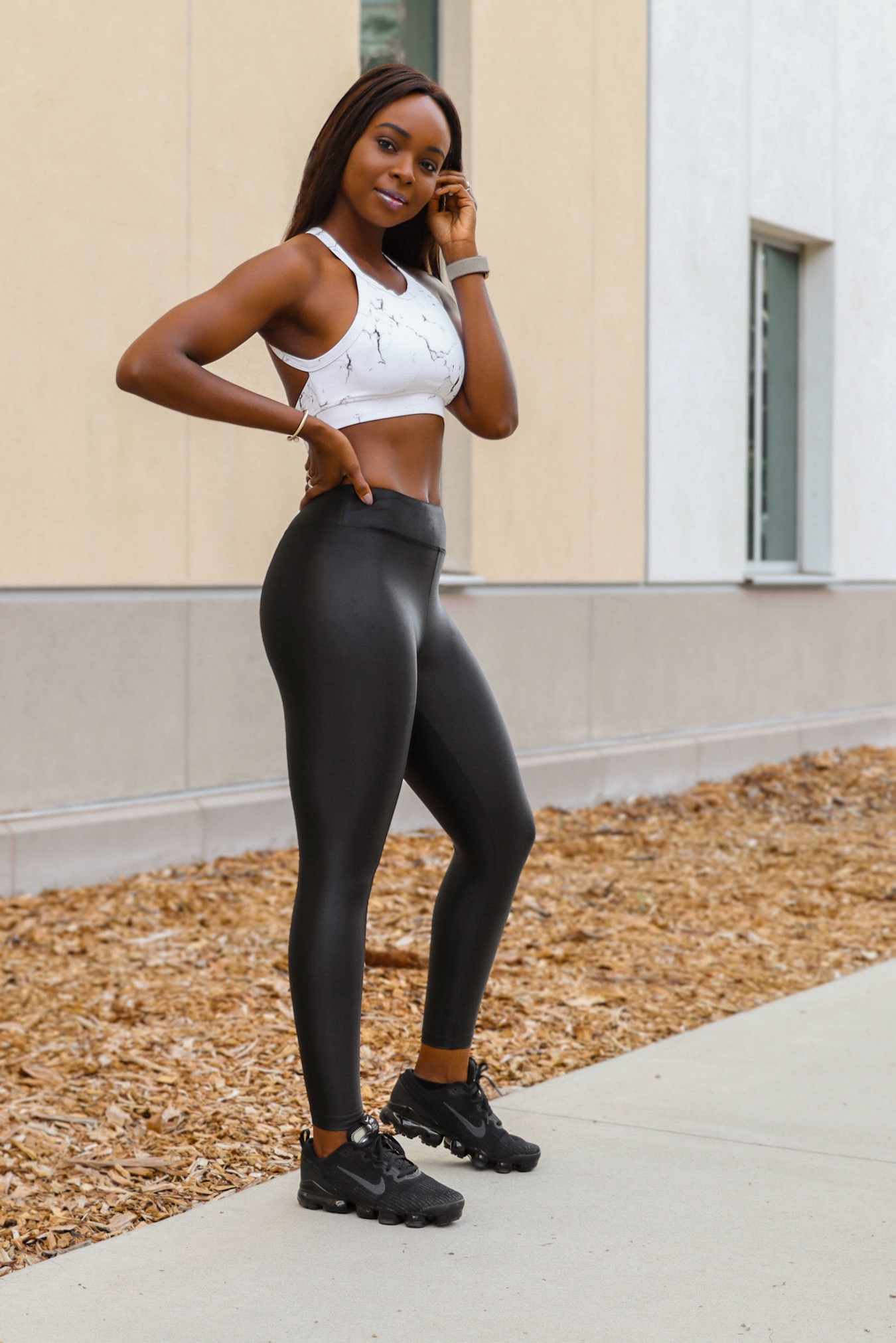 Koral Lustrous High Rise Legging review