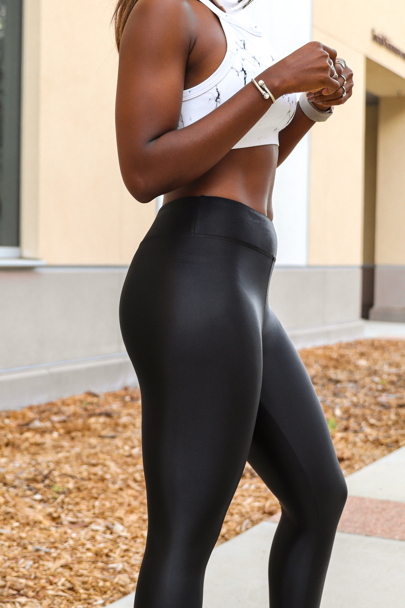 Koral Lustrous Legging sizing review